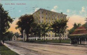 Maine Augusta Augusta House 1910