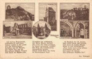 Germany Nideggen Eifel 01.95