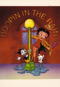 Comics Betty Boop Boopin In The Rain