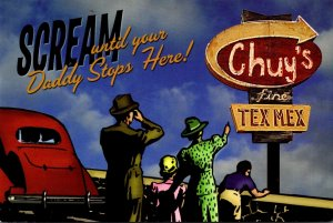 Advertising Chuys Tex Mex Restaurant Texas Locations