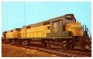 Chicago & Norhwestern 900 , Alco RS-27 Locomotive