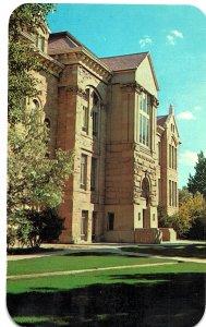#4098 - Old Main at the University of Wyoming at Laramie, Wyoming