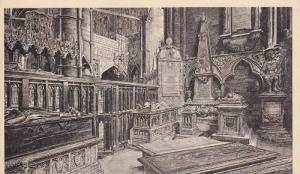 TUCK, The Chapel Of St. Edmund, Westminster Abbey, London, England, UK, 1900-...