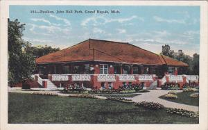 Pavilion, John Ball Park, GRAND RAPIDS, Michigan, 10-20s