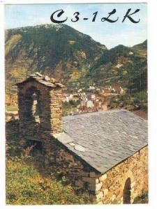 Stone Church, Andorra, PU-1984