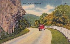 Profile Rock Pennsylvania