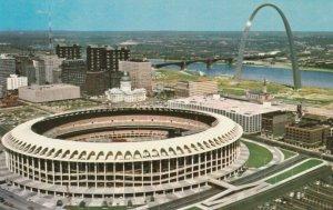 ST. LOUIS , Missouri , 1950-60s ; Stadium