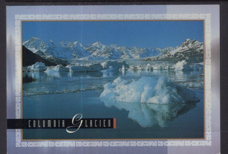 Columbia Glacier,Prince William Sound,AK BIN