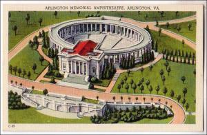 Arlington Memorial Amphitheatre, Arlington VA