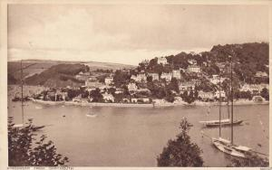 Kingswear from Dartmouth, Devon, England, United Kingom, PU-1952