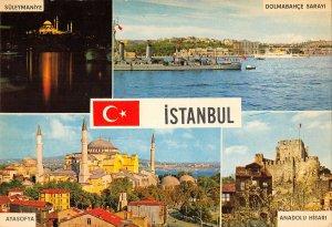 B108701 turkey Istanbul ve Guzellikleri Ayasofya Anadolu Hisari Boat