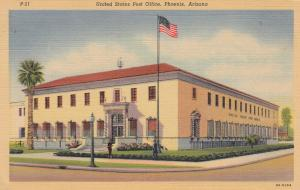 PHOENIX , Arizona, 30-40s; United States Post Office