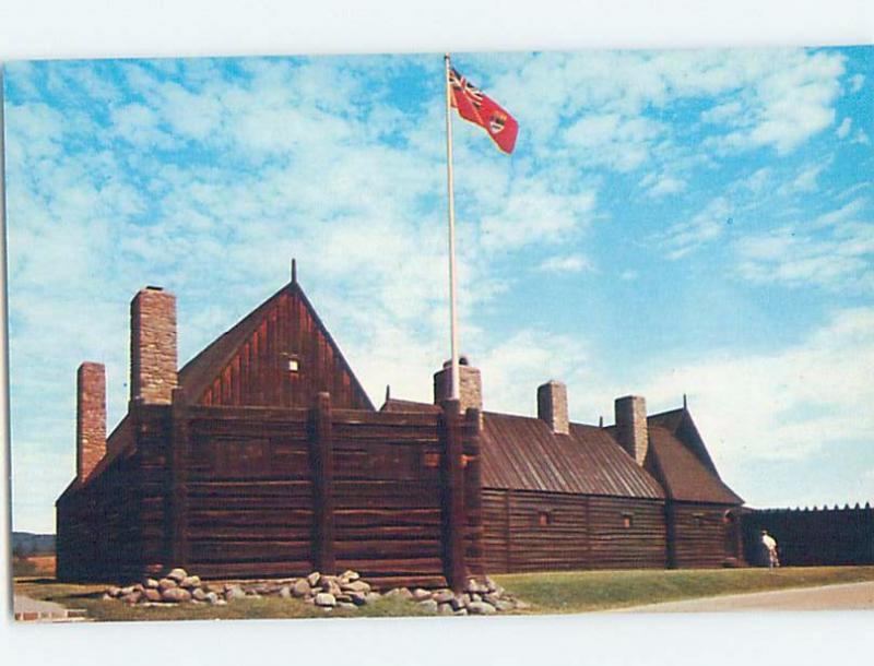 Pre-1980 OLD FORT Annapolis Royal - Near Digby & Bridgetown Nova Scotia NS G0580