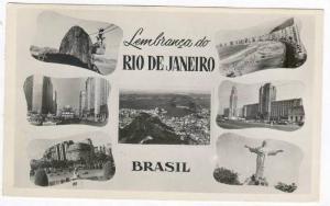 RP, 7Views, Lembranca do Rio De Janeiro, Brasil, 30-50s