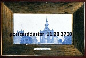 3700 - SHERBROOKE Quebec Postcard 1910s Church by Atkinson