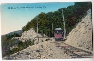 RR on Neversink Mt, Reading PA