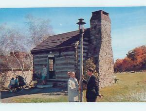 Pre-1980 MUSEUM SCENE Monroe New York NY hr1152