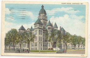 Court House, Carthage, Missouri, PU-1943