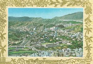 Postal 006364 : Vista general de Caracas, Venezuela