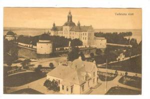 Aerial View, Vadtena slott, Sweden, 10-20s