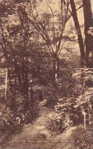 West Virginia Wheeling Nature Trail Oglebay Park Artvue
