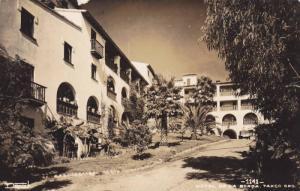 RP, Hotel De La Borda (Side View), Taxco, Gro., Mexico, 1930-1950s