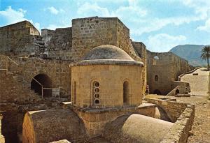 Cyprus Girne Kibris Kale Kyrenia Castle Chateau