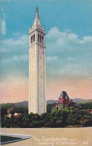 The Campanile, University Of California, California, 1900-1910s