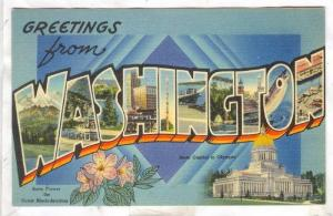 Greetings from Washington,  30-40s