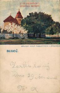 Czech Republic Budeč Ve Prospěch Českých Menšin 02.52