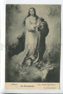 3184924 La Concepcion MADONNA Angels by MURILLO Vintage PC
