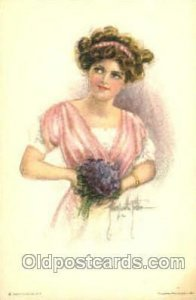 Artist Alice Luella Fidler American Girl No. 115 Unused