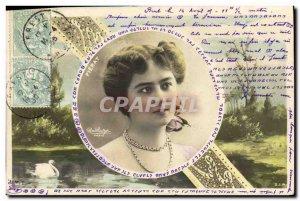 Old Postcard Fantaisie Pierat
