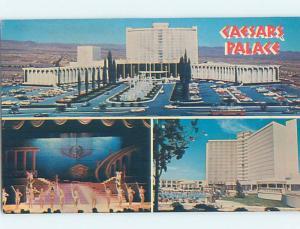 Pre-1980 SHOWGIRLS AT CAESAR'S PALACE CASINO HOTEL Las Vegas Nevada NV B2304