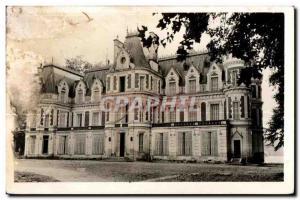 Old Postcard Jarnac (Charente) Castle of Cresse