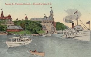 ALEXANDRIA BAY , New York , 00-10s ; Among the Thousand Islands
