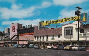 SAN FRANCISCO , California , 50-60s ; Fisherman's Wharf