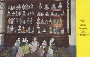 Section Of Dolls Exhibit Lightner Museum St Augustine Florida
