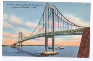 Delaware Memorial Bridge New Jersey Wilmington DE HOJO