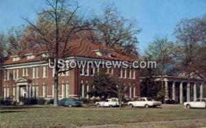 Queens College Charlotte NC Unused