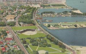 ST. PETERSBURG , Florida , 30-40s; New and Modern Baseball Field