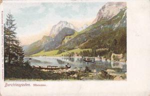 Hintersee, Berchtesgaden (Bavaria), Germany, 1900-1910s