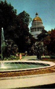 California Sacramento State Capitol Building