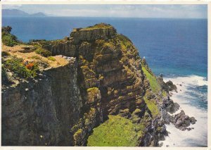 South Africa Postcard - The Lighthouse at Cape Point - Ref ZZ4922