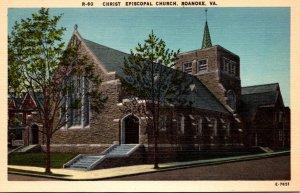 Virginia Roanoke Christ Episcopal Church