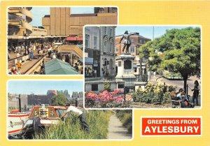 uk46102 greetings from aylesbury uk