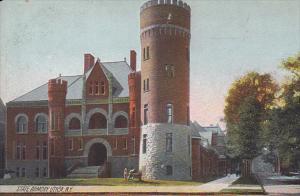 State Armoery, Utica, New York, 00-10s