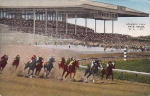 New Jersey Atlantic City Race Track