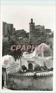 Old Postcard Oran The Great Mosque of Pasha