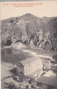 Toledo , Spain , 00-10s : Ermita de Santa maria del Valle